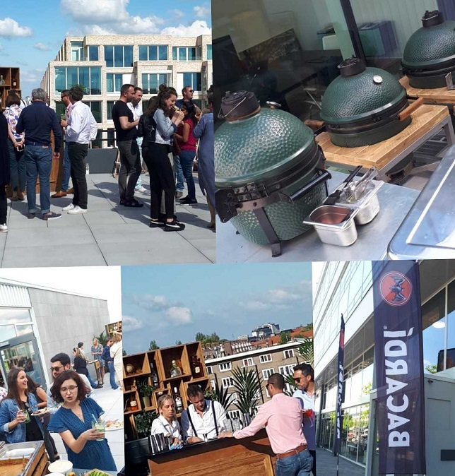 Barbeque event